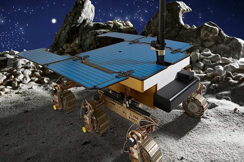 Mars Rover - Ogle Models
