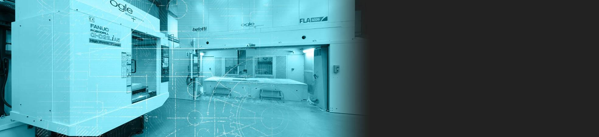 Large Capacity CNC Machining