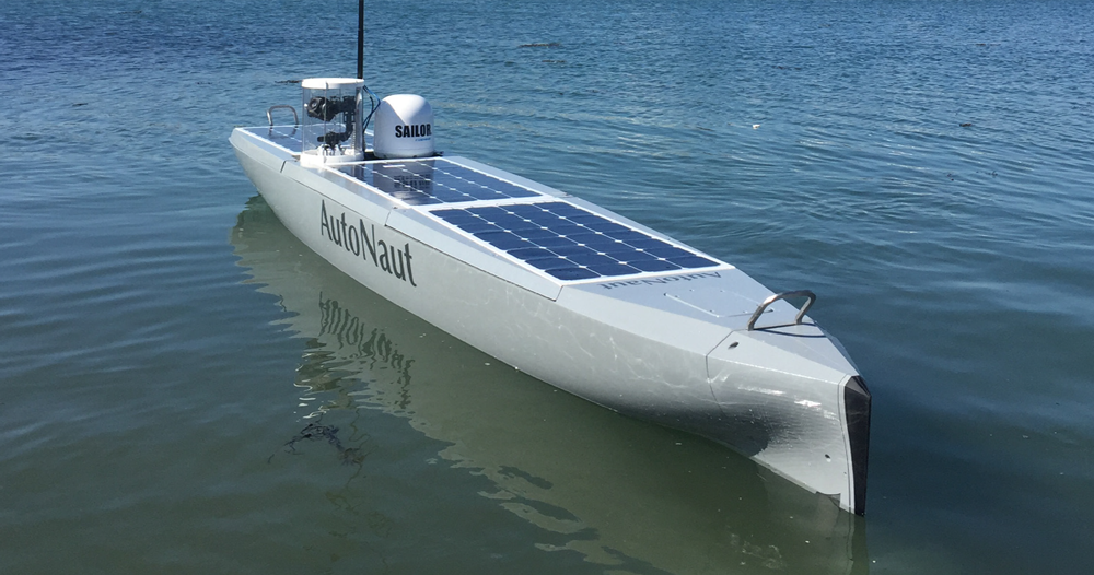 Unmanned Vessel